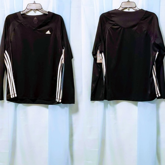 adidas Other - Adidas long sleeve Men's athletic top XL🦅